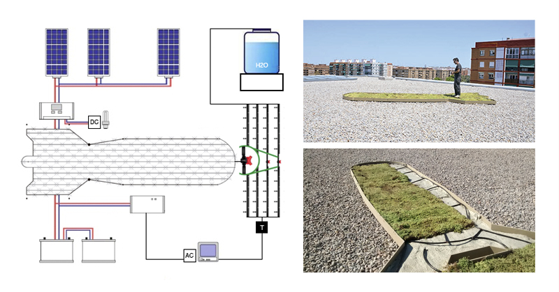 Solar-powered irrigation system